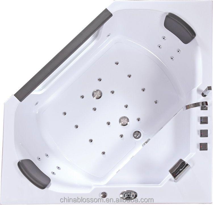 Whirlpool Bathtub Cheap Hydro Tub Best Indoor Corner Spa Bath - Buy ...