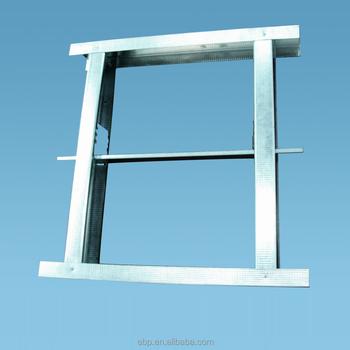 Yeso Perfil De Acero Galvanizado Acero Metal Drywall Enmarcar Metal ...
