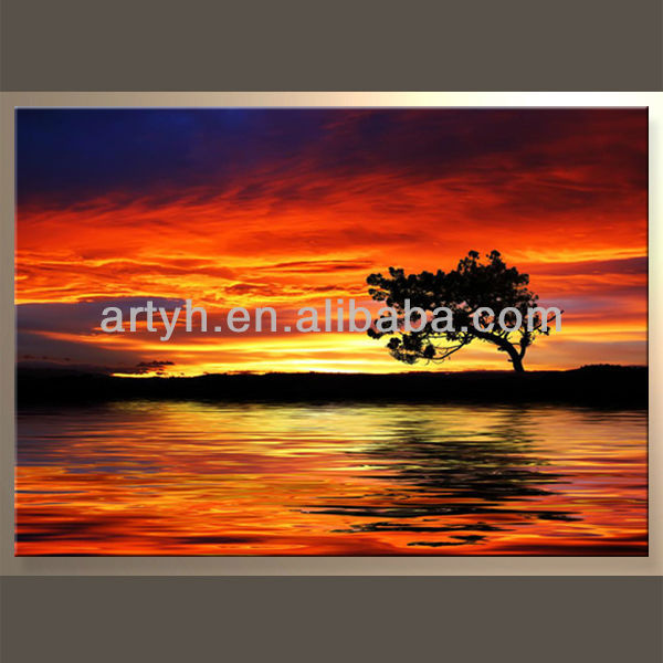 Newest Digital Framed Prints Art on Canvas