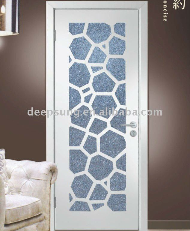 Wood Glass Door Design Buy Glass Insert Solid Wood Doormodern