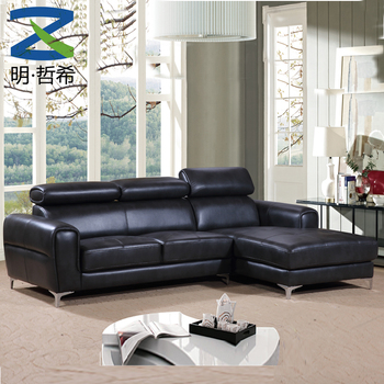 Swell Metal Feet L Shape Living Room Leather Sofa Set For Furniture House Buy Wooden L Shaped Sofa Sets Living Room Wooden Sofa Sets Wooden L Shaped Sofa Download Free Architecture Designs Rallybritishbridgeorg