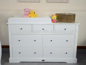 Baby Changing Table 7 Drawer Baby Chest Buy Baby Changing Table