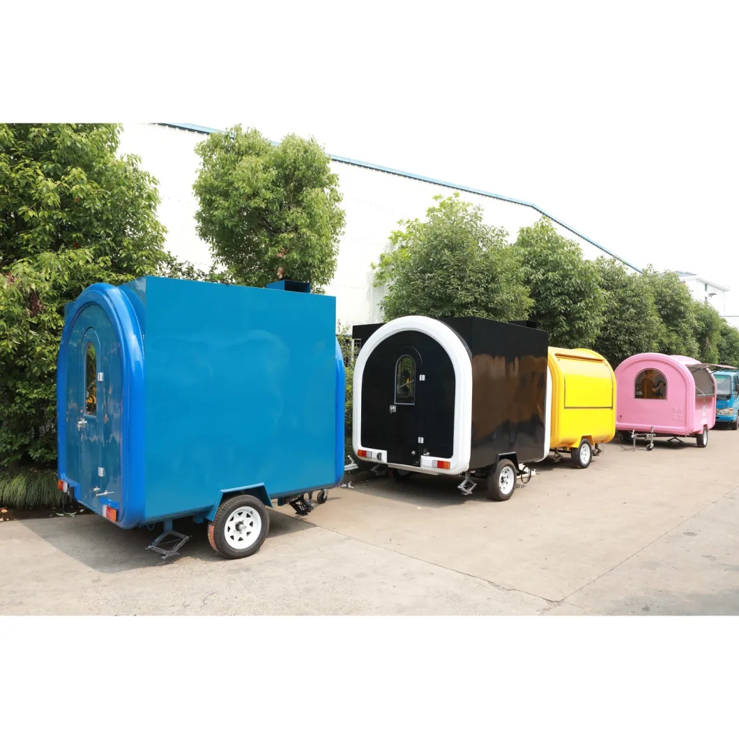 Multifunction food van food stall
