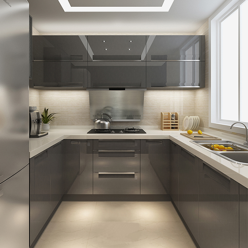 Guangzhou Small Kitchen Design Philippines Customized Kitchen Design For Home Kitchen Buy