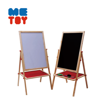 Blackboard Foldable Whiteboard Easel