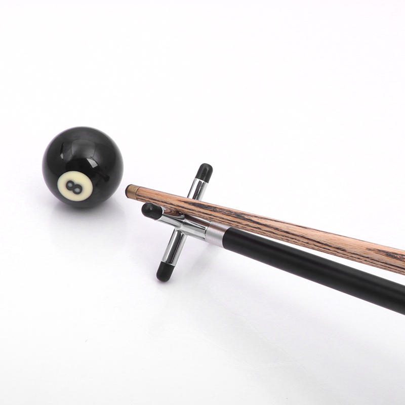Billiard Brass Metal Spider Cue Rest SCREW ON Bridge Head Table Snooker Pool
