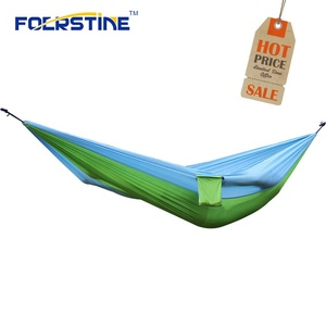 Wholesale Outdoor Double Rocking Folding Portable Camping Hammock