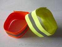 adjustable reflective elastic wrist bands