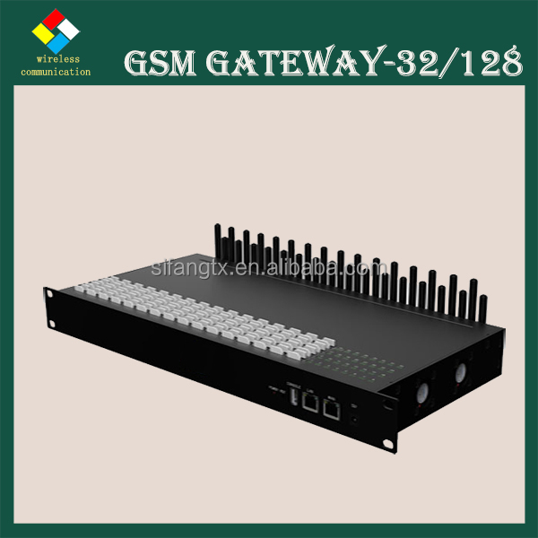 hot!!! 32 Port GSM VoIP Gateway GoIP 32 with IMEI Change