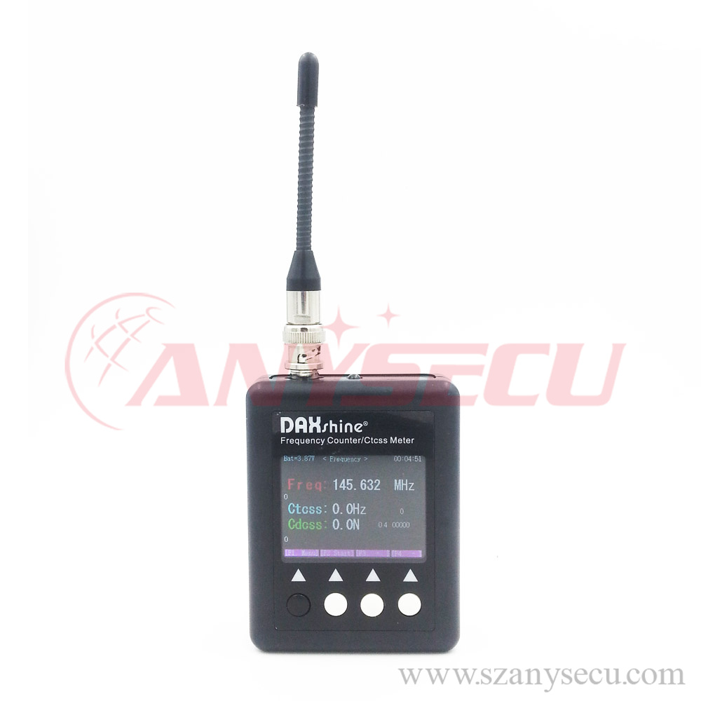Surecom Sf401 Plus 27mhz-3ghz Portable Frequency Counter Meter Sf-401 Plus  Sf401plus With Ctcss/dcs Decoder Dmr Radio Testable - Buy Surecom Sf401