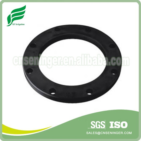 HDPE forged flange in fittings PN16 PN10