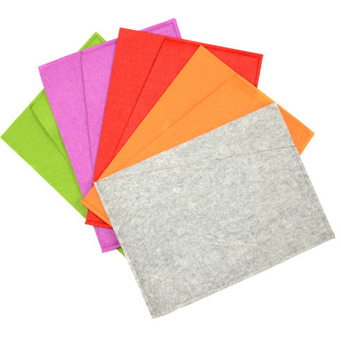 Wholesale felt Bag Using Polyester Nonwoven Fabric
