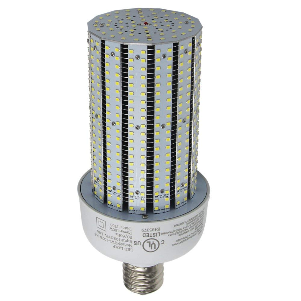 150 Watt Metal Halide Replacement Bulb and O-Ring Green 120-277 Volt Deep Glow MH150GDX