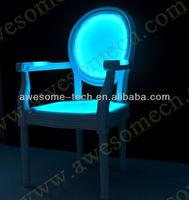 glow chair led modern furniture