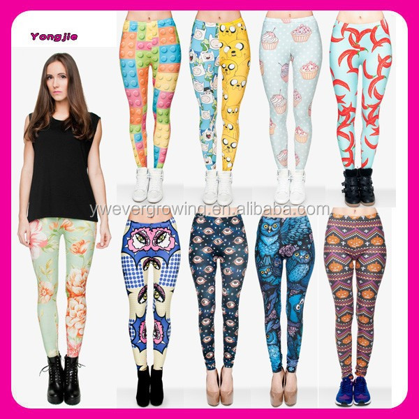 3D Fullprint Mexican Skull Girls Tights Skinny Sex Pictures Of Women In Tight Leggings -3505