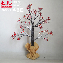 China imported beautiful Artificial mini christmas tree light