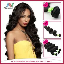 Unique Customized color hair extension human hair