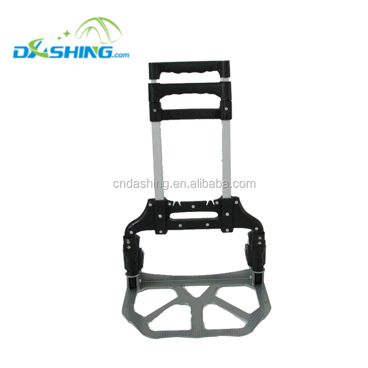 Moving collapsible hand truck cart/hand trolley