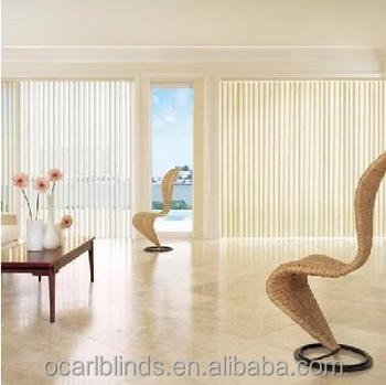 Vertical Blind Curtains Decorative Blind Fabrics