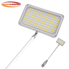 Trade fair booth Exhibition stand led long arm lights for trade show display LED116
