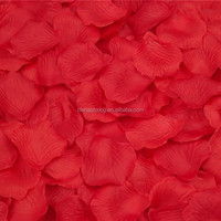 Artificial Simulation rose flower Silk Petals Wedding Flowers Decor party decorations with factory price