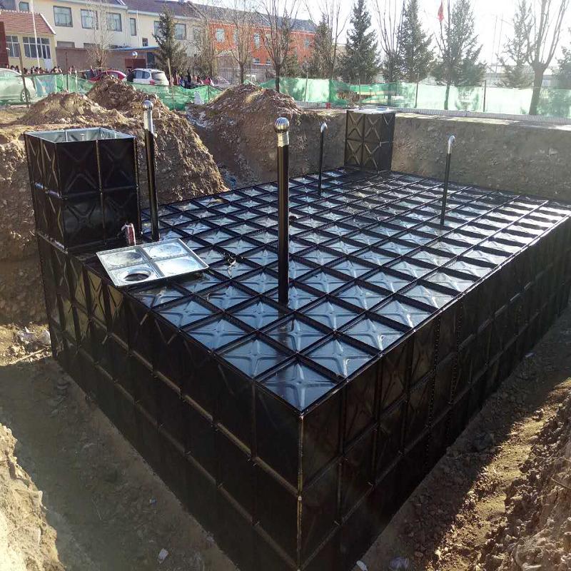 Latest Bdf Underground Tank Stainless Steel And Hdg Water Storage Tank -  Buy Bdf Underground Tank,Bdf Water Tank,Underground Water Tank Product on