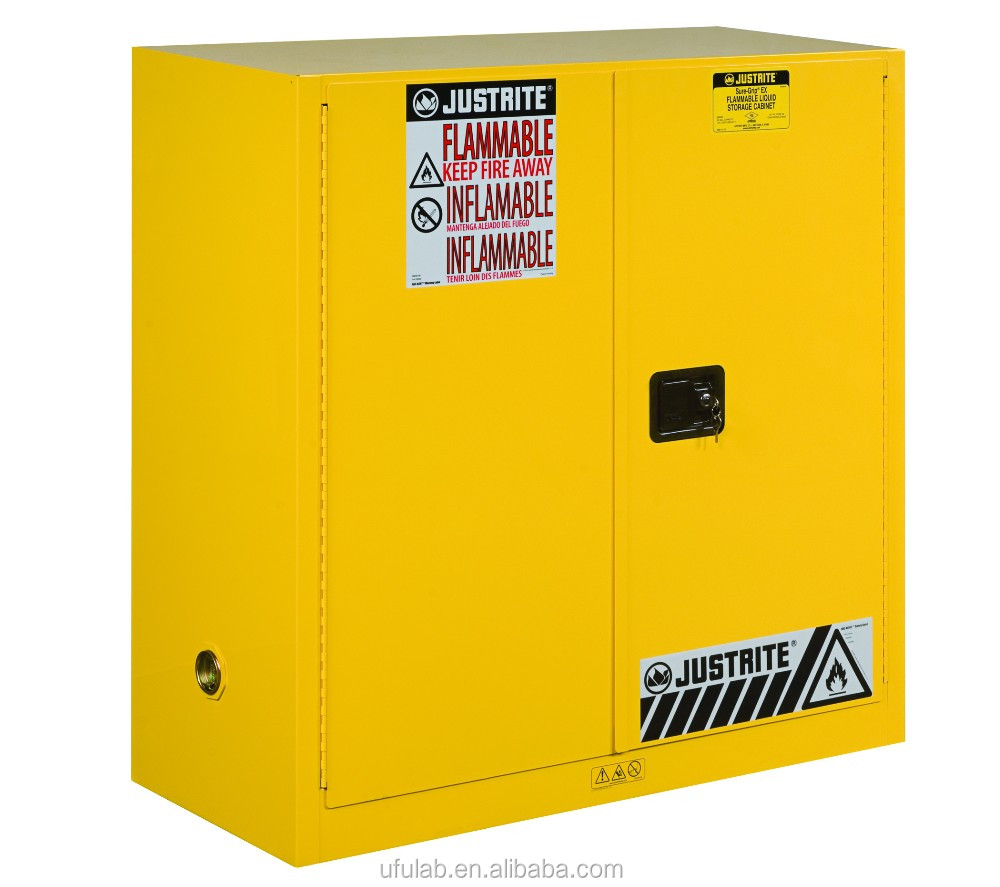 Flammable Cabinet Flammable Cabinet Suppliers And Manufacturers - Fireproof chemical cabinet