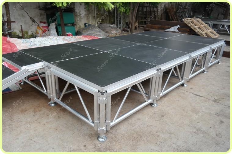 Aluminum Portable Stage Platform Adjustable Buy Aluminum