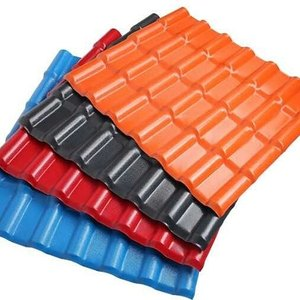 Chinese roof tiles cheap roofing shingles plastic roof tile architectural model material