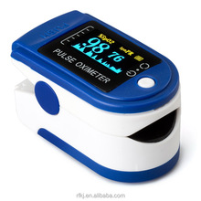 Digital OLED Automatic Heart Beat Rate Finger Meter Measure Pulse Oximeter