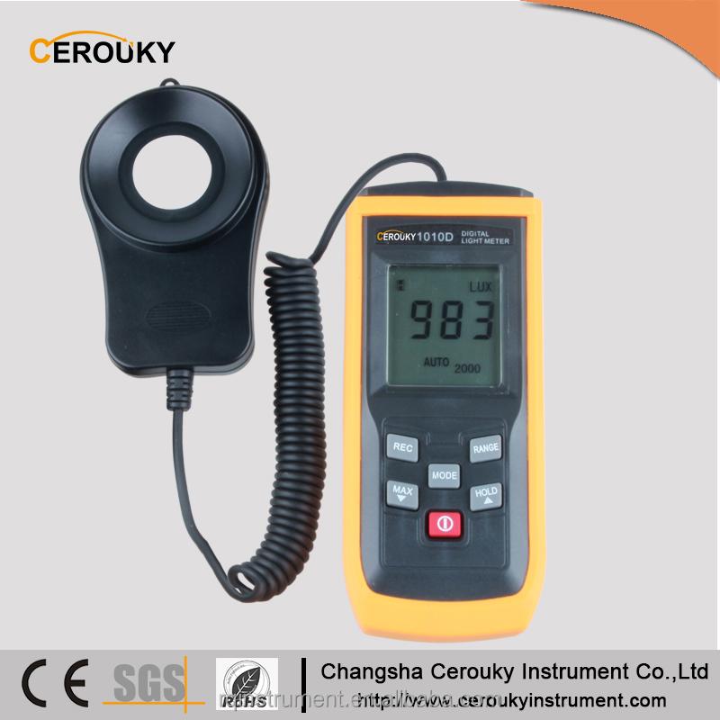 Pyranometer Digital Lux Meter Price Data Logging In Good Quality ...