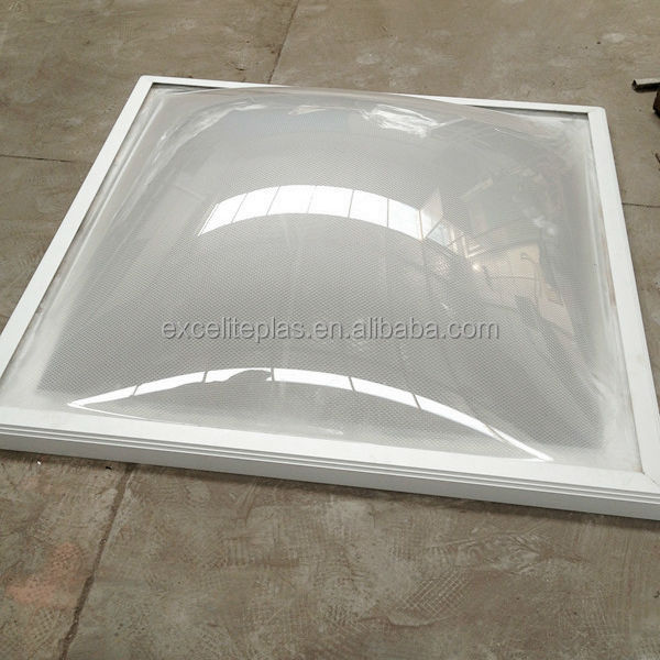 Uv Protection Polycarbonate Skylight Roofing Buy