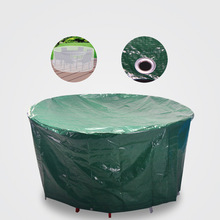 waterproof heat resistant patio furniture garden round table cover