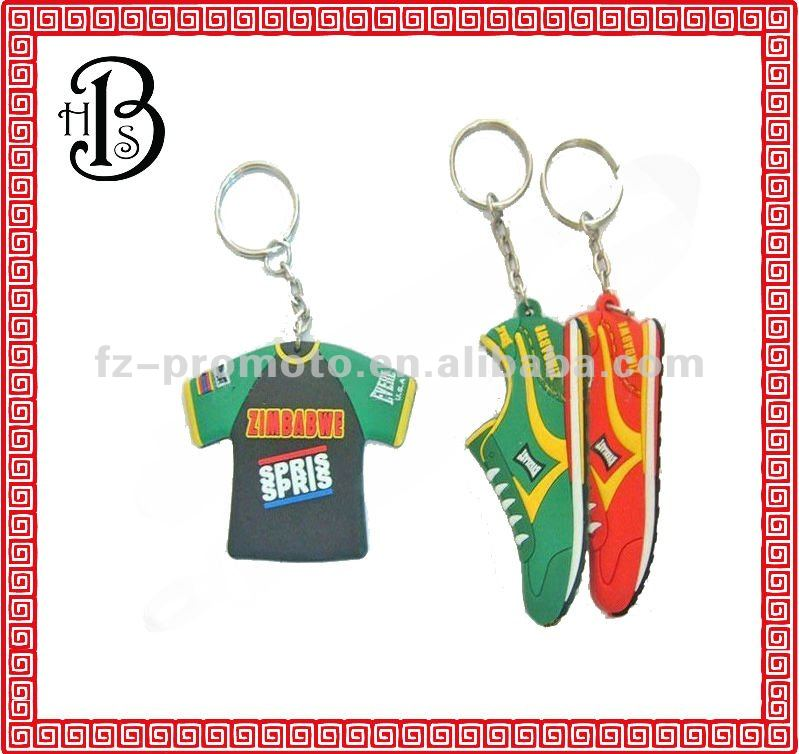 2012 soft pvc key chian