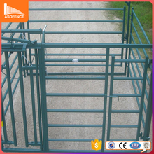 heavy duty best selling cheap yard fencing 40*40*1.5mm frame square pipe full welded ASO real company