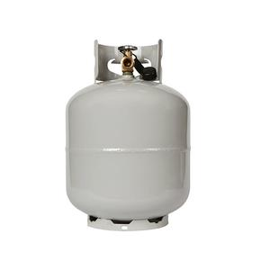 20lb DOT4BA refillable propane gas cylinder for camping