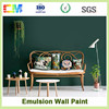 New products washable acrylic decorative wall paint, interior wall putty price