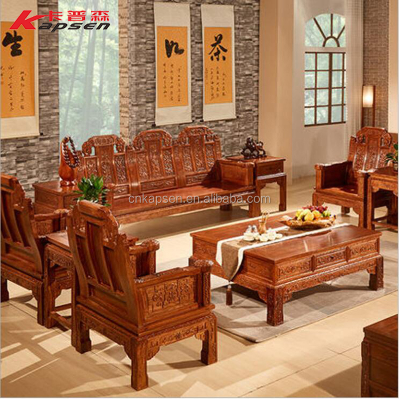 Wooden Sofa Furniture wooden sofa set furniture, wooden sofa set furniture suppliers and