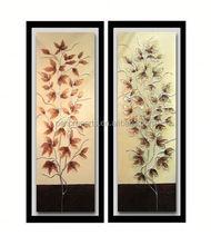 Cam Boyama çiçek Desenleri Tanıtım Promosyon Cam Boyama çiçek