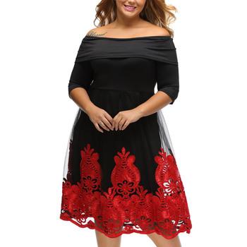 Plus Size Dress For Fat Women,Beautiful Lady Fashion Dress - Buy Plus Size  Christmas Dress,Plus Size Ballroom Dress,Fashionable Dress For Fat Women ...