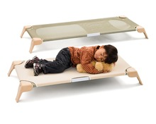 Children Use Indoor Cots Folding Camping Bed For Kindergarten