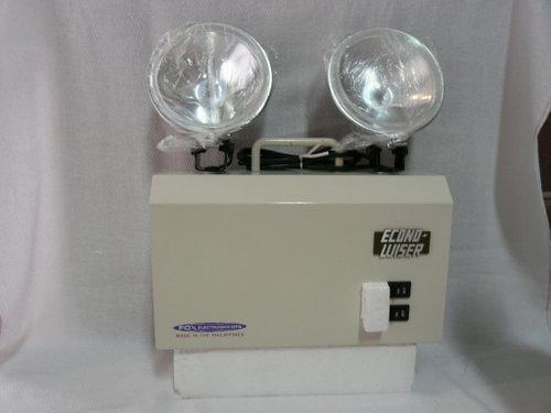 Emergency Light El 7huk Halogen Type 12volts