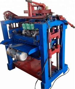 hollow ash fly use ,block making machine price is good ,simple use