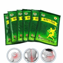 48pcs Vietnam Red Tiger Balm Plaster Creams White Meridians Relief Patch Rheumatoid Arthritis Lumbar Spondylosis Cervical C077