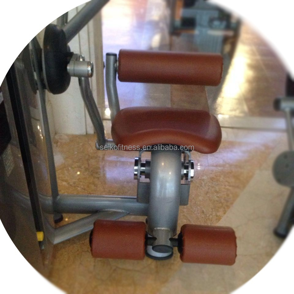 fitness crunch machine
