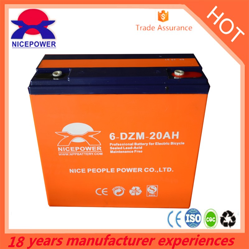 Sealed Type And Free Maintenance Type Sealed Lead Acid Battery ...