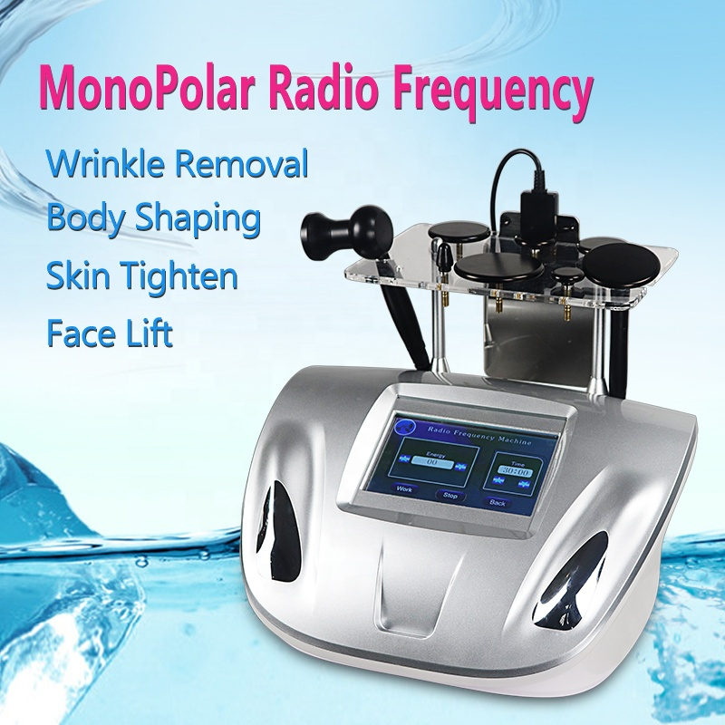 Magic Plus A0905 Portable Radiofrecuencia Monopolar  Rf Machine Skin Tightening Machine