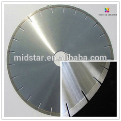 2016 most popular 14 inch diamond granite blade Of New Structure