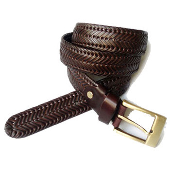870e54a4439be men bonded leather braided belt ladies handmade braided kint genuine  leather belt