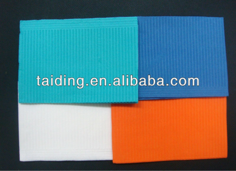 Disposable Medical Prducts of Dental Bibs/ Pads